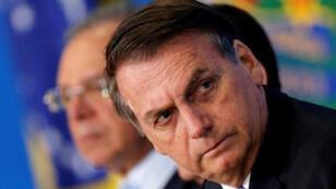 رئيس البرازيل جايير بولسونارو