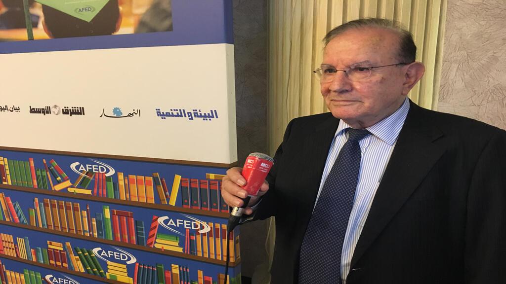 د.عبد الكريم صادق عضو مجلس أمناء المنتدى العربي للبيئة والتنمية