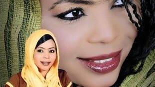 الفنانة السودانية إنصاف فتحى