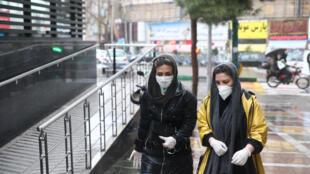 صورة من إيران