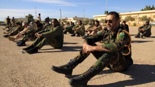 les forces d'Hafttar