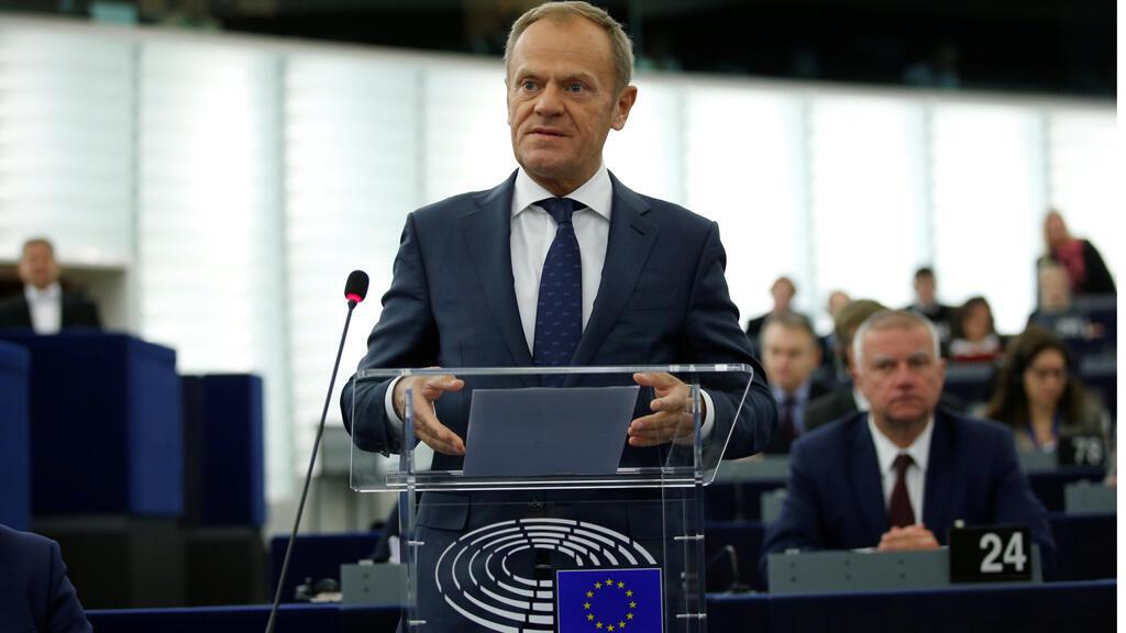 رئيس المجلس الاوروبي دونالد توسك