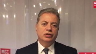 د. فادي قمير رئيس المجلس الحكومي للبرنامج الهيدروجيني في اليونسكو