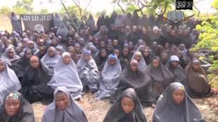 الفتيات المخطوفات من قبل بوكو حرام