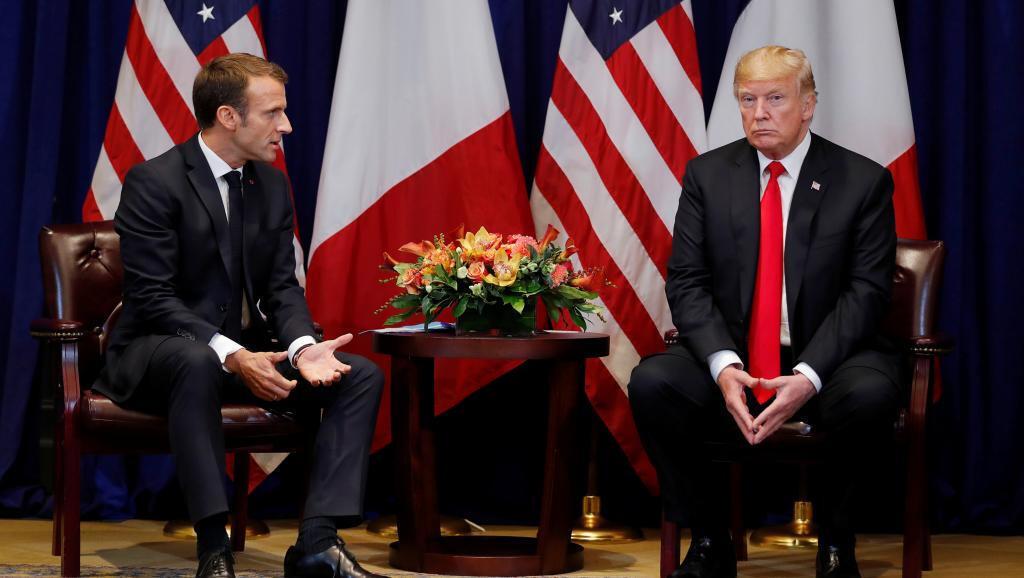 macron_trump_-24_-septembre-2018_-l'Assemblée_-générale_-l'ONU