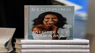 كتاب مذكّرات ميشال أوباما