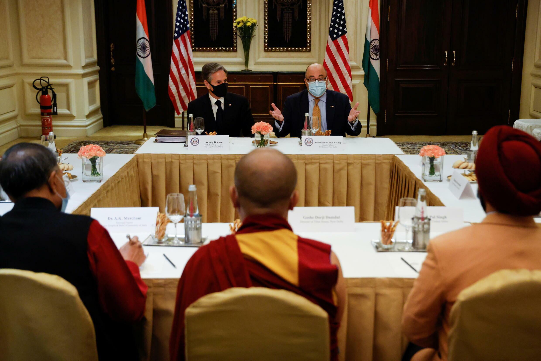 INDIA-USA-BLINKEN