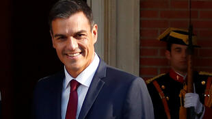 رئيس الحكومة الاسبانية بدرو سانشيز