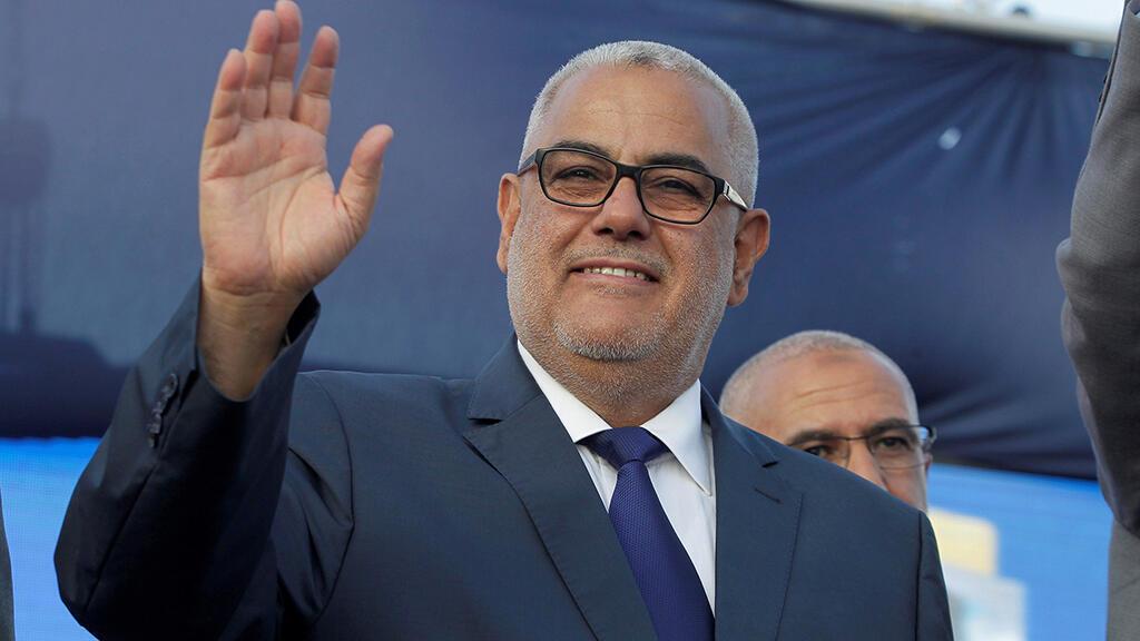 الأمين العام السابق لحزب العدالة والتنمية المغربي عبد الإله بن كيران
