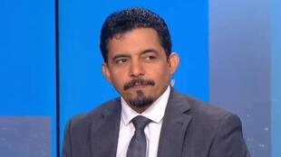 أبي بشرايا البشير ممثل جبهة البوليساريو الصحراوية في أوروبا