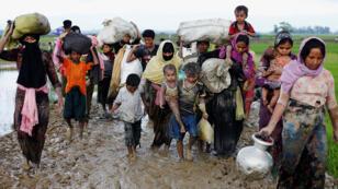 لاجئون من الروهينغا