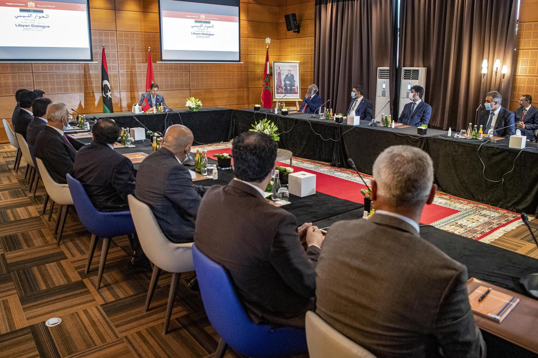 libyan_parties_meeting_morocco