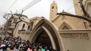 كنيسة المرقسية في الاسكندرية
