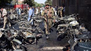 انفجارات في افغانستان