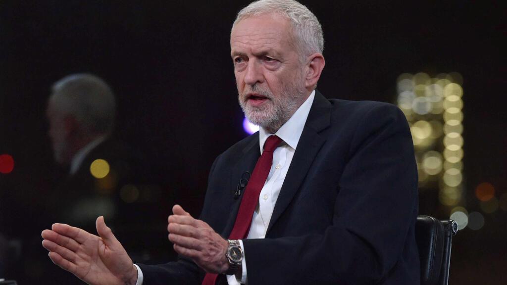 زعيم حزب العمال البريطاني المعارض جيريمي كوربن