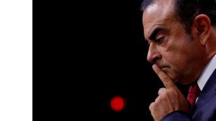كآرلوس غصن ، رئيس مجلس الإدارة والرئيس التنفيذي لتحالف رينو-نيسان