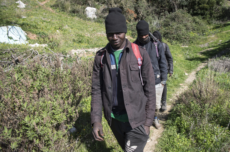 migrants maroc