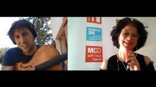 بالتازار مونتانارو في ساعة موسيقى من الدار