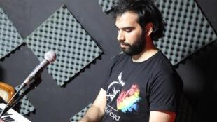 raji_gharib_artiste_palestinien