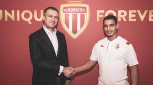 وسام بن يدر ينتقل إلى نادي موناكو قادما من إشبيلية