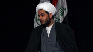 """قائد حركة """"عصائب أهل الحق"""""""
