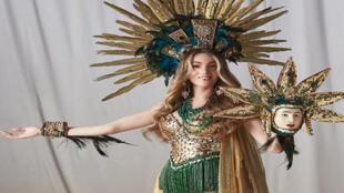 فالنتينا فلوشير ملكة جمال المتحولات جنسيا لعام 2020