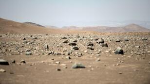 صحراء أتاماكا في تشيلي