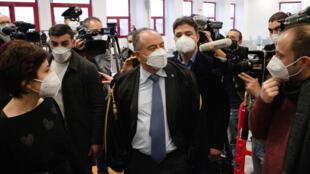 المدعي العام المناهض للمافيا نيكولا غراتيري