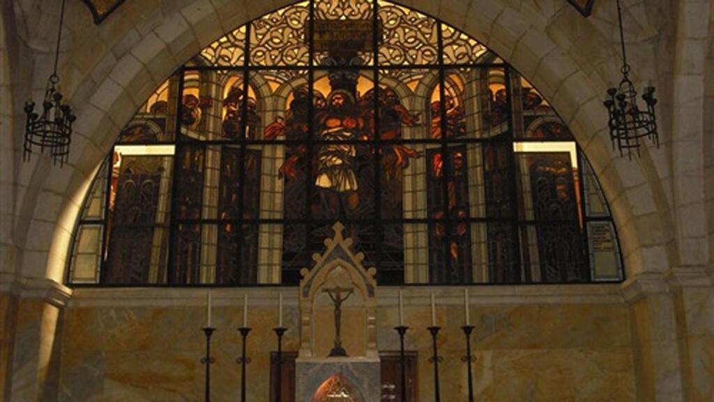 كنيسة حبس المسيح