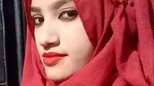 نصرت جاهان الفتاة التي تم قتلها حرقا في بنغلادش