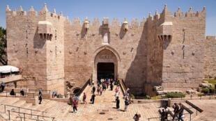 أسوار البلدة القديمة في القدس