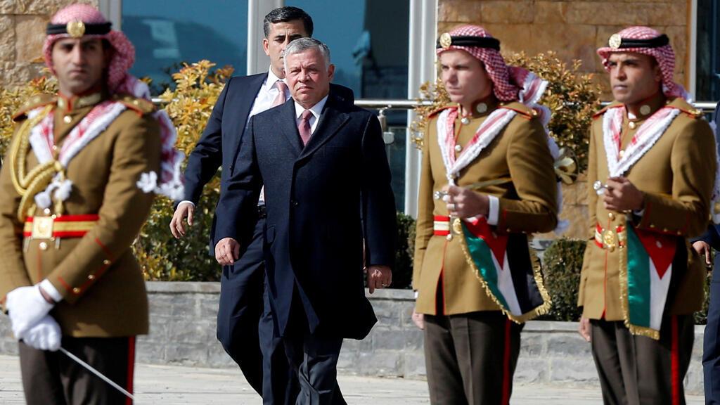 العاهل الأردني الملك عبد الله