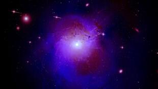 المادة الكونية المظلمة