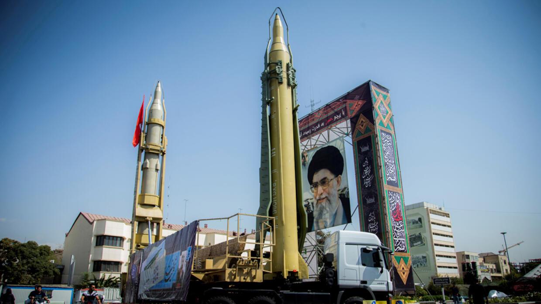 نتيجة بحث الصور عن ايران صواريخ