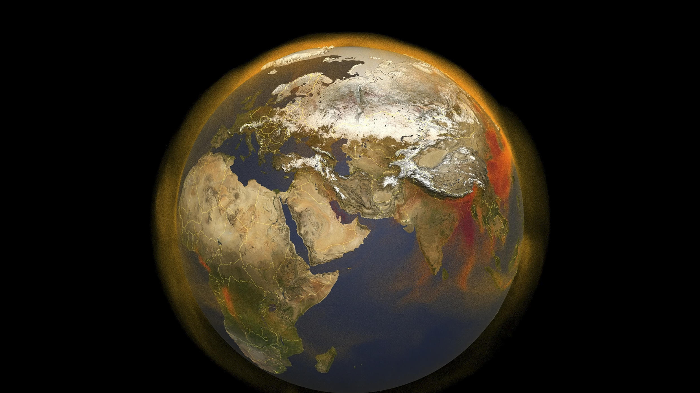 terre rechauffement climatique