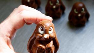 شوكولاتة عيد الفصح