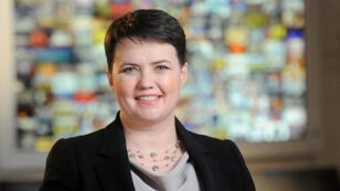 زعيمة حزب المحافظين الإسكتلندي روث ديفيدسون