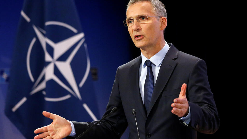 الأمين العام للحلف الأطلسي ينس ستولتنبرغ