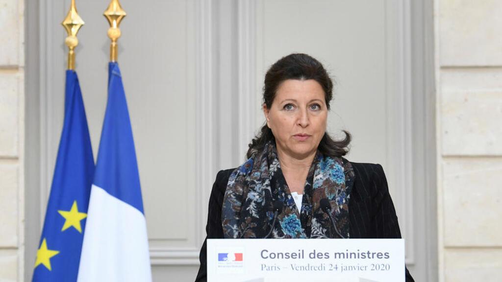 وزيرة الصحة الفرنسية أنييس بوزان.