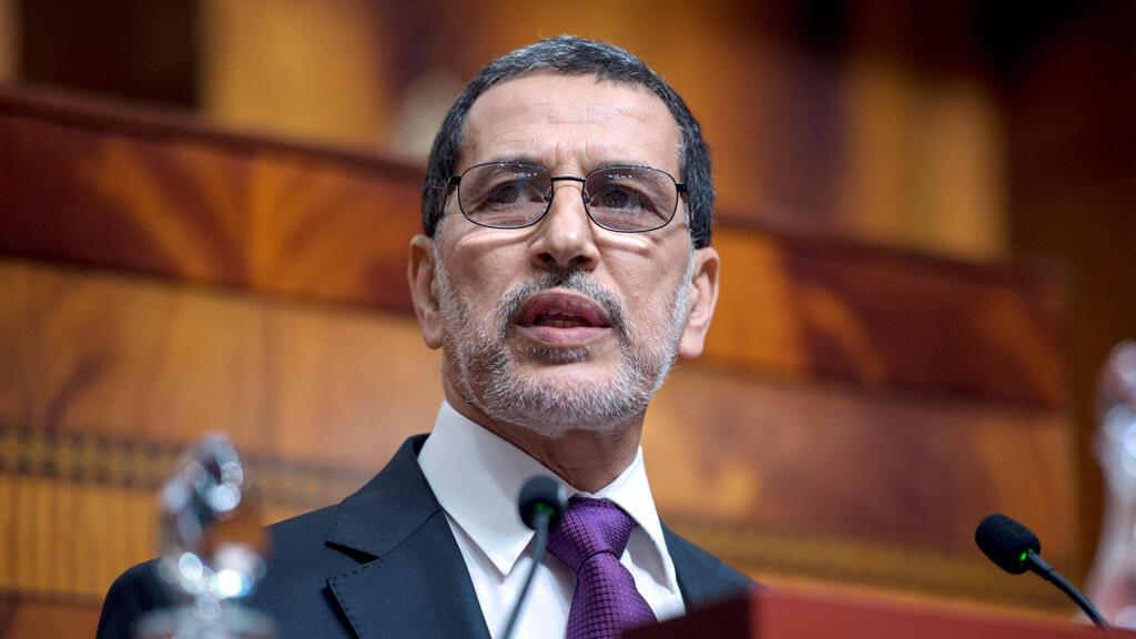 سعد الدين العثماني الأمين العام لحزب العدالة والتنمية المستقيل