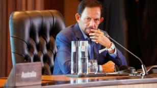 السلطان حسن البلقية سلطان بروناي