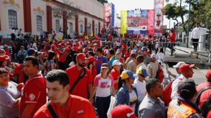 مسيرات في فنزويلا