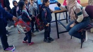 تلاميذ في مصر