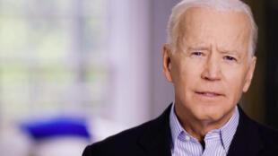 المرشح الديموقراطي للبيت الأبيض جو بايدن