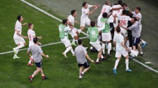 إسبانيا تفوز على سويسرا ضمن تصفيات كأس أوروبا 2020