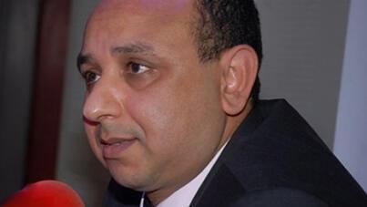 الناطق الرسمي باسم النيابة العمومية  في تونس سفيان السليتي