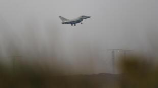 طائرة مقاتلة فرنسية (صورة تعبيرية)