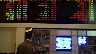 bourse israel