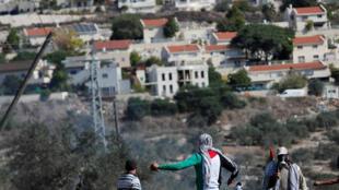 مستوطنات إسرائيلي في الضفة الغربية المحتلة