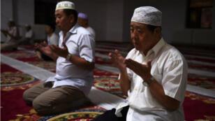 مسلمون صينيون